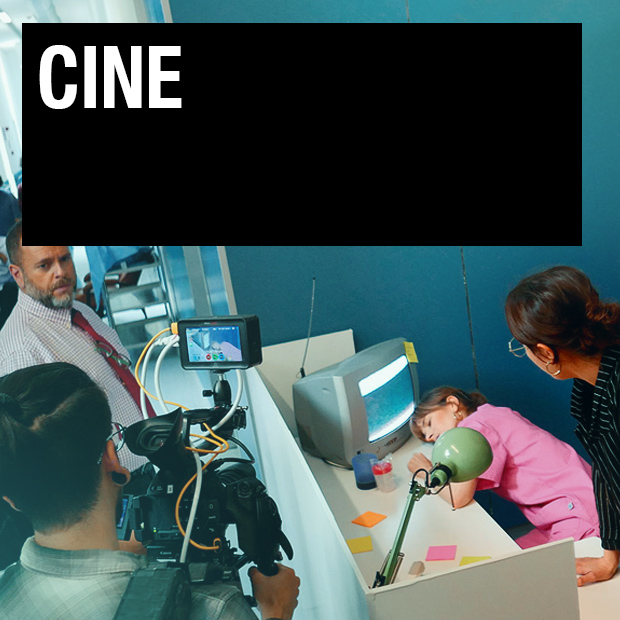 Cursos Profesionales - Cine