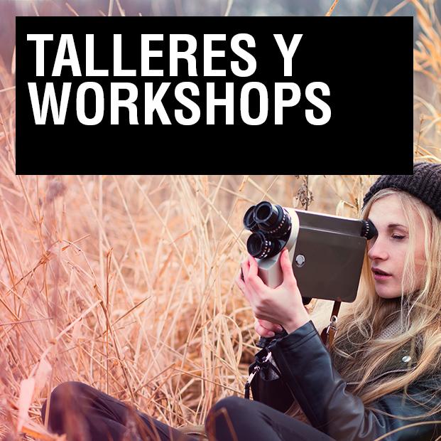 Talleres y Workshops