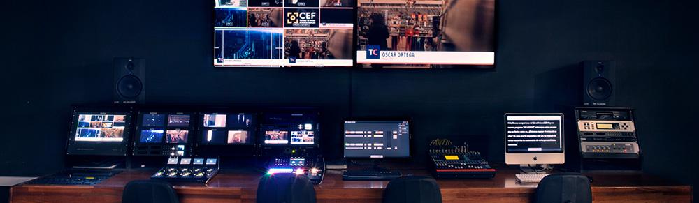 Control de Realización de TV